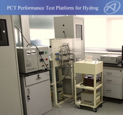 PCT Performance Test Platform For Hydrogen Storage Materials