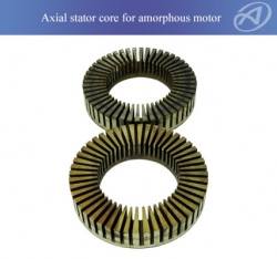 Axial Stator Core For Amorphous Motor