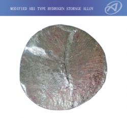 Modified AB5 type hydrogen storage alloy